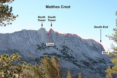 Matthes Crest
