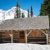 NPS patrol cabin at Indian Henry's