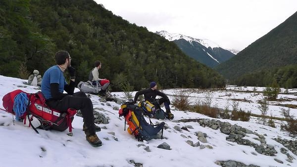 Mount Angelus, Winter 2011