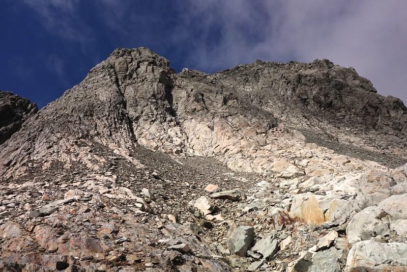 Spenser mountains alpine rock