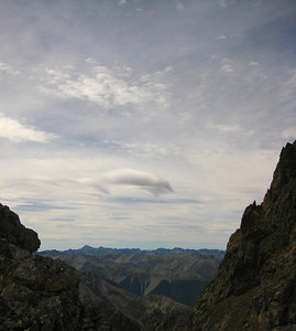 Mt Hopeless (north ridge) March 19-21 2010