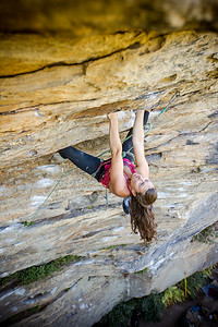 Super Best Friends, 5.12b @ Solarium Climber: Emily Korth