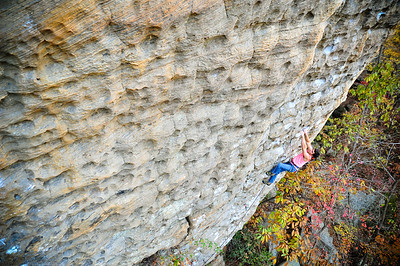 Red River Gorge/Sport, KY (USA)