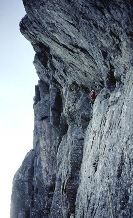 Gob, Carnmore Crag, Fisherfield