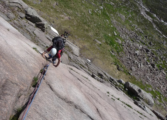 Pitch 2 of Auld Nick, Cairngorms