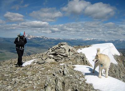 Hunt's Peak