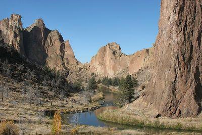 Smith Rock, Oregon
