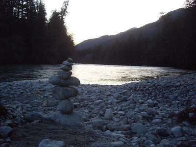 Goodell Creek campground.