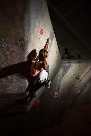 Climber: Kerry BriggsLocation: Climber's RockEvent: Tour de Bloc 10
