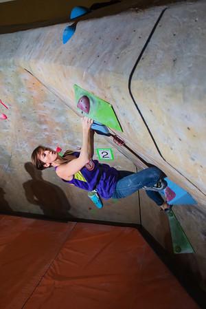 Climber: Kacy WilsonLocation: Climber's RockEvent: Tour de Bloc 10