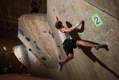 Climber: Matt MoreauLocation: Climber's RockEvent: Tour de Bloc 10