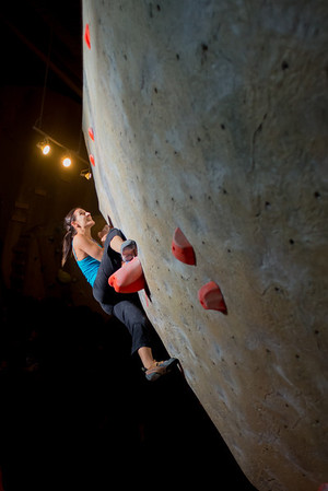 Climber: Marieta Akalski 
