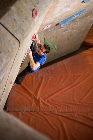 Climber: Keith MacKay
