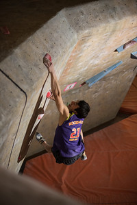 Climber: Carmen Ing
