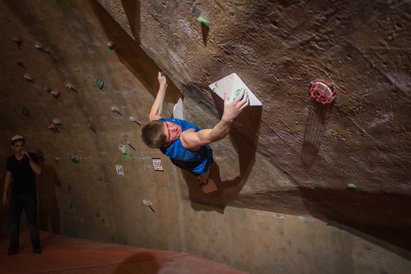 Climber: Dylan BarksLocation: Climber's RockEvent: Tour de Bloc 10
