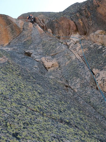 On the crux