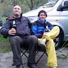 Arrival in Camping Jack, Val di Mello