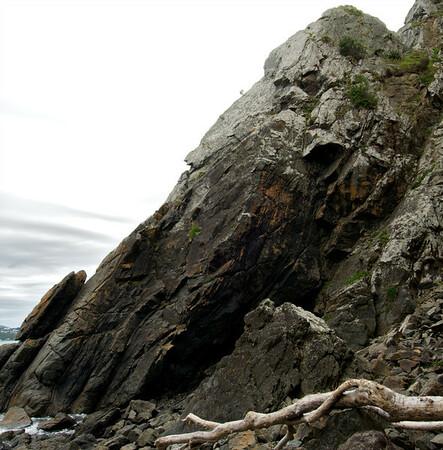 Titahi Bay crag, Wellington