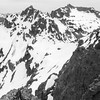 Monte Cristo and Kyes Peaks