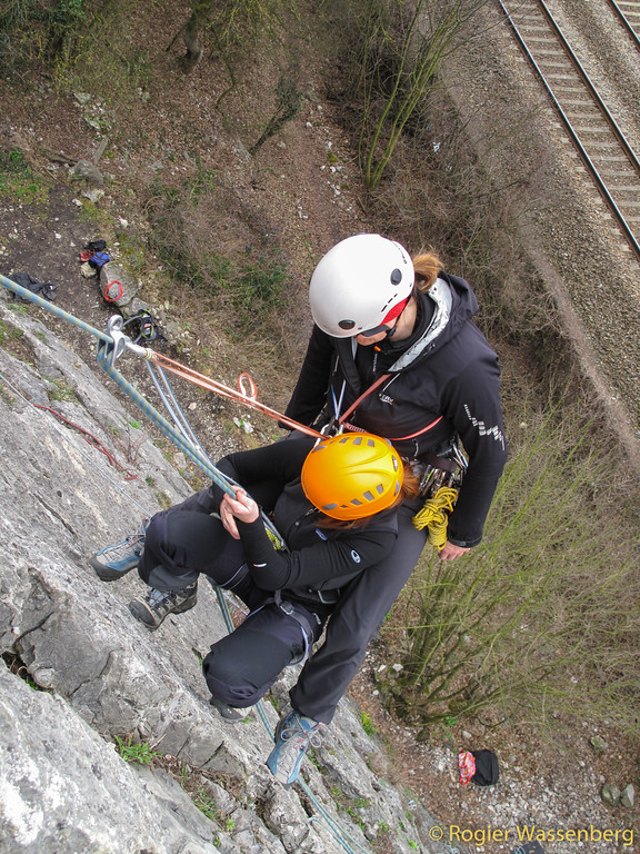 2012-03 Course Rescue in Yvoir (B)