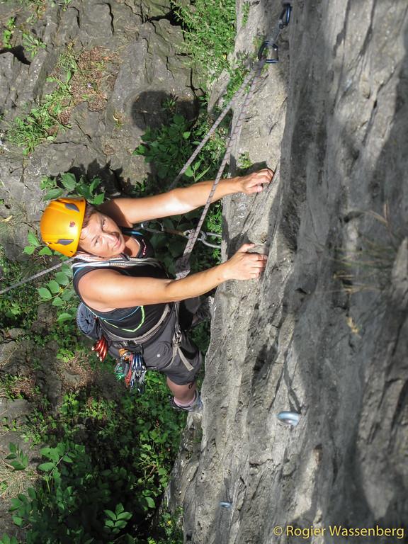 2012-07 Climbing in Beez (B)