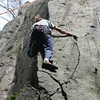 Training for Instructors on Trad climbing