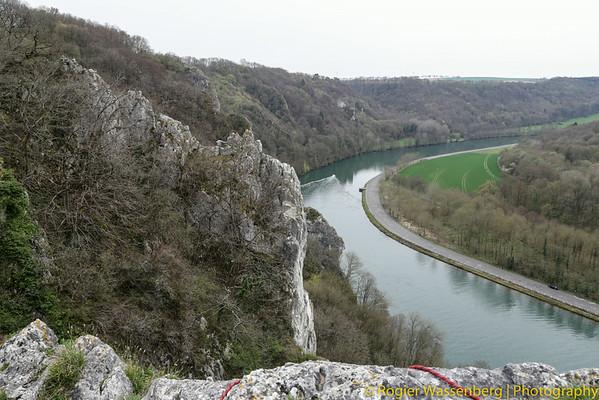 2014-03 Climbing in Freyr (B)