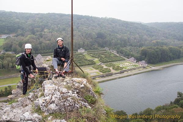 2014-09 Climbing in Freyr