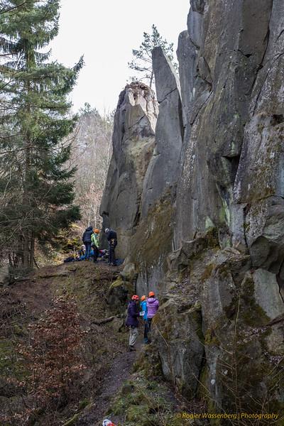 2015-03 Trad Climbing workshop