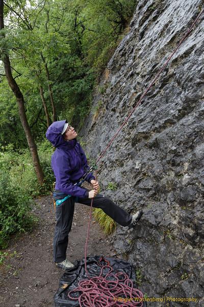 2017-07 Intro Outdoor Climbing 2 Yvoir