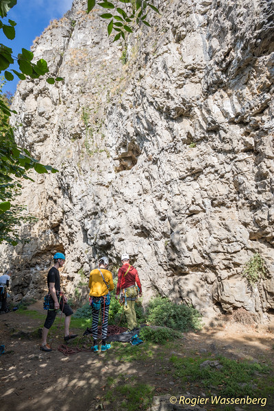 2018-09 Climbing in Beez