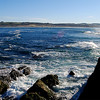 Looking back at Dillon Beach, Sand Point and the mouth of Tomales Bay.