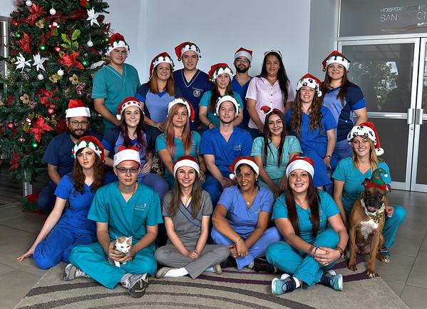 Clinica Veterinaria San Antonio - Navideña 2017