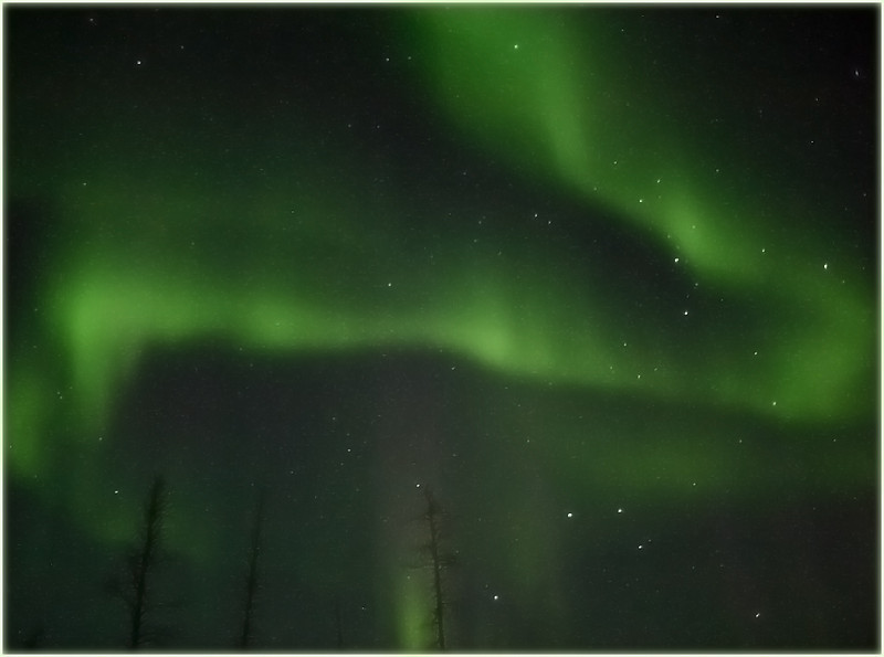 Northern Lights Dance A. Hoffort