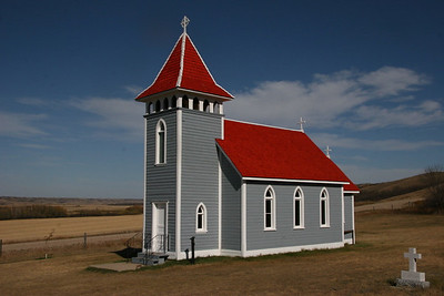 Rural Church D. Riemer