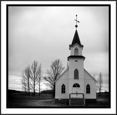 Little Church on the Prairie Bessere