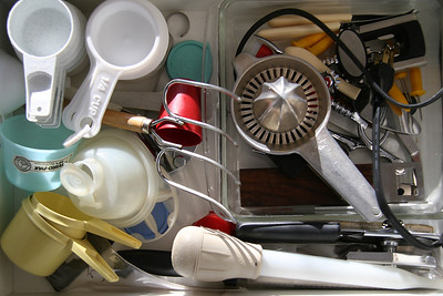 A-CO-Kitchen Drawer Chaos-valerie Ellis
