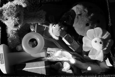 I-BW-Grandma's toy box-Valerie Ellis