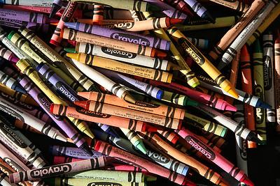 A-CO-Crayola Crayon Chaos-Valerie Ellis