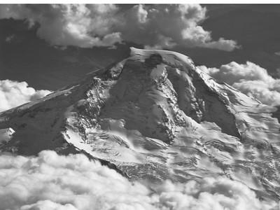 I-BW-Mount Baker- Sutherland I