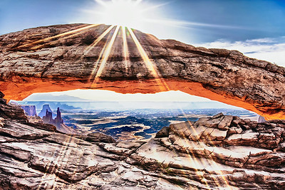 TR-Sunrise over Mesa Arch-Scott Prokop