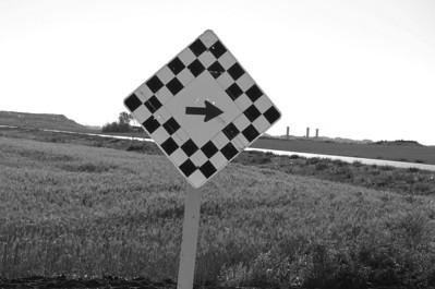 BW-Walk this way-Patrick Carley