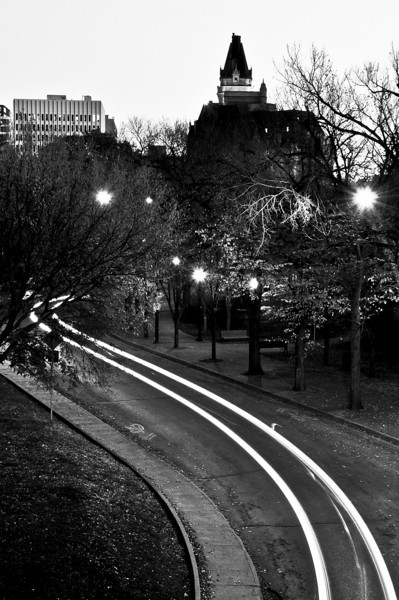 BW-On the Light Path-Bruce Johnson