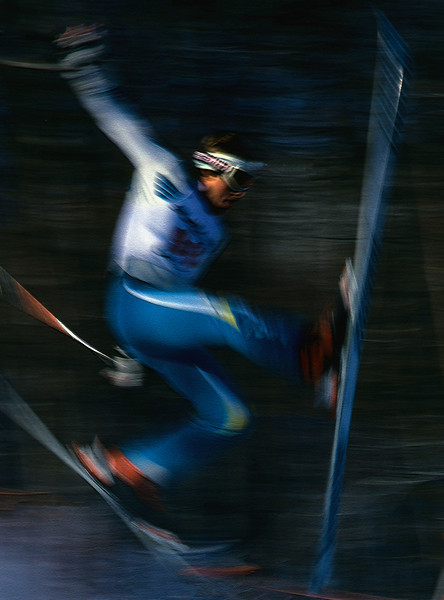 AR-World Cup Freestyle Skier-Frank Johnson