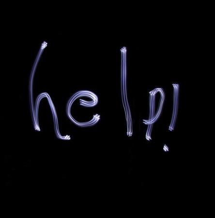 BW-Help!-Richard Kerbes