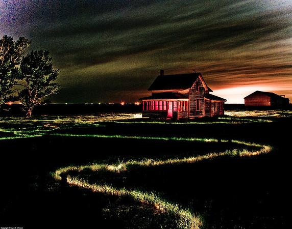 AR-A Light Walk-Bruce Johnson
