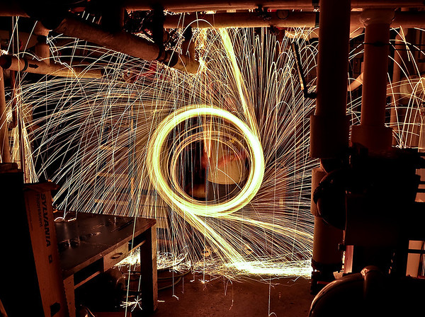 TR-Industrial Sparks-Bruce Johnson