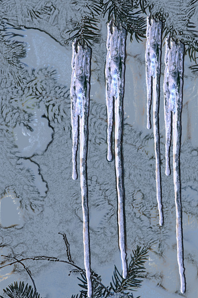 AR-Water withThe Winter Blues-Amy Wildeman