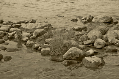 BW-Water stones-Patrick Carley