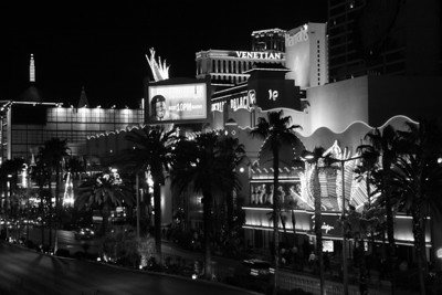 BW-The Strip in Vegas-Valerie Ellis